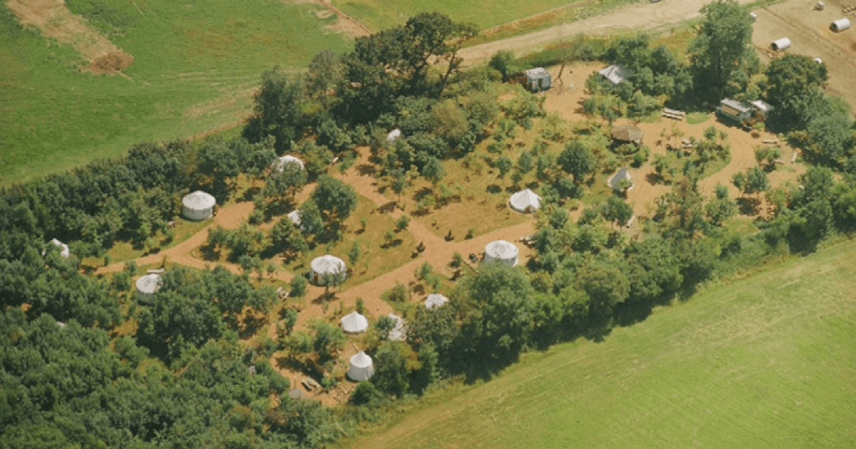 Plush Tents Glamping | Chichester | West Sussex