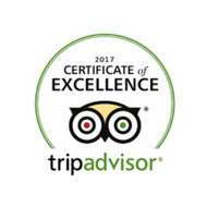 Certificate Of Excellence Trip Advisor Award Plush Tents Glamping 190 x 190px