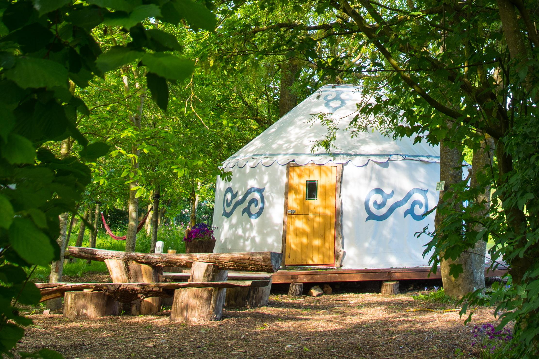 Woodland Yurt Plush Tents Yurt Village
